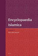 Encyclopedia Islamica (Encyclopaedia Islamica, nr. 4)