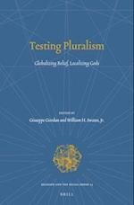Testing Pluralism (RELIGION AND THE SOCIAL ORDER, nr. 23)
