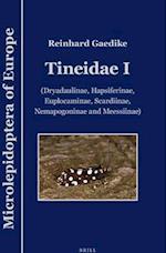 Tineidae I (Microlepidoptera of Europe)