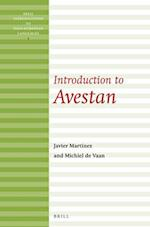Introduction to Avestan af Javier Martinez Garcia, Michiel Vaan
