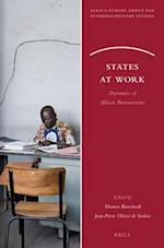 States at Work (Africa-Europe Group for Interdisciplinary Studies)