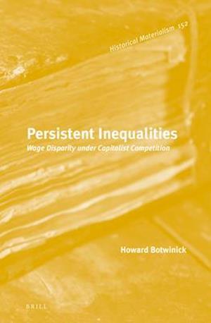 Bog, hardback Persistent Inequalities af Howard Botwinick