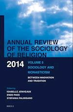 Annual Review of the Sociology of Religion (Annual Review of the Sociology of Religion, nr. 5)
