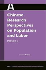 Chinese Research Perspectives on Population and Labor