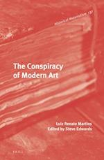 The Conspiracy of Modern Art (Historical Materialism Book, nr. 137)
