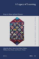 A Legacy of Learning (Brill Reference Library of Judaism, nr. 43)