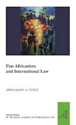 Pan-Africanism and International Law (Pocket Books of the Hague Academy of International LawLes, nr. 25)