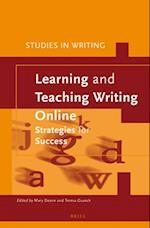 Learning and Teaching Writing Online af Mary Deane