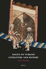 Essays on Turkish Literature and History