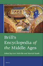 Brill's Encyclopedia of the Middle Ages (2 Vols.)