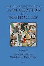 Brill's Companion to the Reception of Sophocles (Brills Companions to Classical Reception, nr. 10)