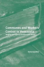 Communes and Workers' Control in Venezuela af Dario N. Azzellini