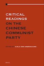 Critical Readings on the Communist Party of China (Critical Readings)