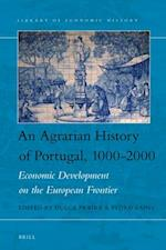 An Agrarian History of Portugal, 1000-2000 (Library of Economic History, nr. 7)