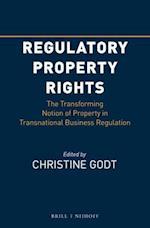Regulatory Property Rights