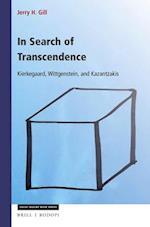In Search of Transcendence (Value Inquiry Book Series Studies in the History of Wester, nr. 304)