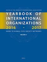 Yearbook of International Organizations 2016-2017 (Yearbook of International Organizations. Volume 6: Who's Who in International Organizations, nr. 6)