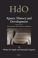 Ajanta (Handbook of Oriental Studies Section 2 South Asia Ajanta, nr. 18)