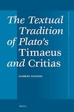 The Textual Tradition of Plato's Timaeus and Critias (Mnemosyne, Supplements, nr. 400)