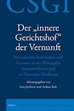 Der Innere Gerichtshof Der Vernunft (Critical Studies in German Idealism, nr. 18)