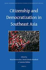 Citizenship and Democratization in Southeast Asia (Social Economic and Political Studies of the Middle East an, nr. 115)