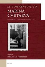 A Companion to Marina Cvetaeva (Brills Companions to the Slavic World, nr. 1)