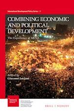 Combining Economic and Political Development (International Development Policy, nr. 7)
