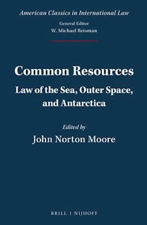 Bog, hardback Common Resources af John Norton Moore