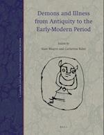 Demons and Illness from Antiquity to the Early-Modern Period