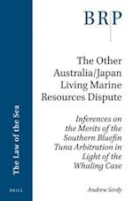 The Other Australia / Japan Living Marine Resources Dispute