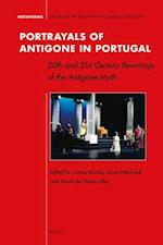 Portrayals of Antigone in Portugal (Metaforms, nr. 9)