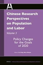 Chinese Research Perspectives on Population and Labor, Volume 3 (Chinese Research Perspectives Chinese Research Perspective, nr. 3)