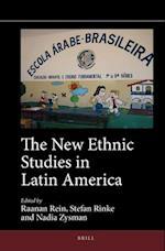 The New Ethnic Studies in Latin America (Jewish Latin America, nr. 9)