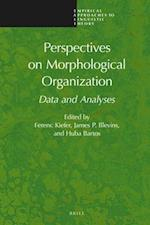 Perspectives on Morphological Organization (Empirical Approaches to Linguistic Theory)
