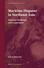 Maritime Disputes in Northeast Asia (Maritime Cooperation in East Asia)