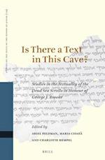 Is There a Text in This Cave? Studies in the Textuality of the Dead Sea Scrolls in Honour of George J. Brooke (STUDIES ON THE TEXTS OF THE DESERT OF JUDAH, nr. 119)
