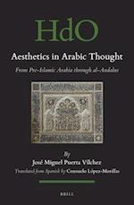 Aesthetics in Arabic Thought (HANDBOOK OF ORIENTAL STUDIES/HANDBUCH DER ORIENTALISTIK)
