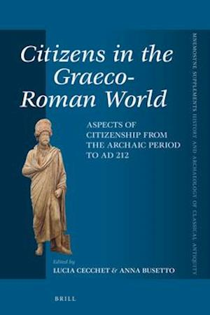 Citizens in the Graeco-Roman World