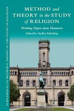 Method and Theory in the Study of Religion (Supplements to Method Theory in the Study of Religion)