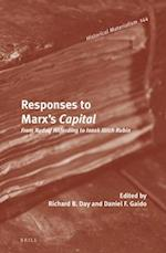 Responses to Marx's Capital (Historical Materialism Book, nr. 144)