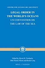 Legal Order in the World's Oceans (Center for Oceans Law and Policy)
