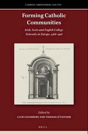 Bog, hardback Forming Catholic Communities af Liam Chambers