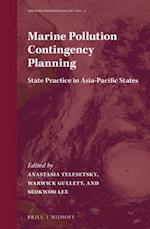 Marine Pollution Contingency Planning (Maritime Cooperation in East Asia)