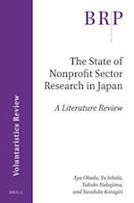 The State of Nonprofit Sector Research in Japan (Brill Research Perspectives)
