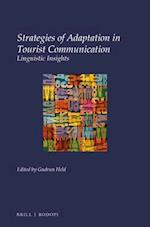 Strategies of Adaptation in Tourist Communication (Utrecht Studies in Language and Communication)
