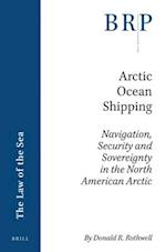Arctic Ocean Shipping (Law of the Sea)