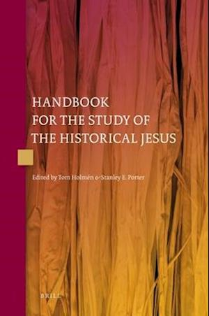 PB Handbook for the Study of the Historical Jesus (4 Vols)