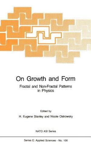 On Growth and Form : Fractal and Non-Fractal Patterns in Physics