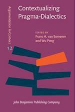 Contextualizing Pragma-Dialectics (Argumentation in Context)