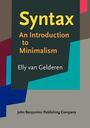 Bog, paperback Syntax af Elly Van Gelderen